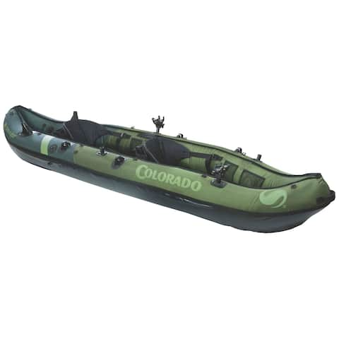 Sevylor Colorado 2-person Fishing Kayak Kayak