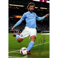 Andrea Pirlo NYCFC 16x12 Photo
