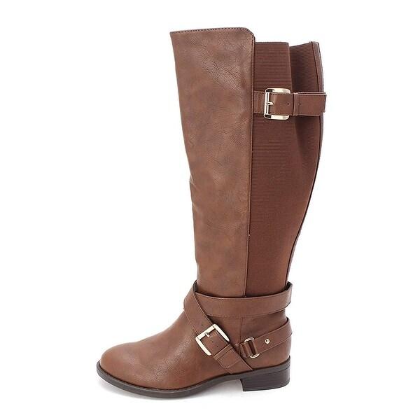872efc042001 Shop Thalia Sodi Womens Vada Closed Toe Knee High Fashion Boots ...