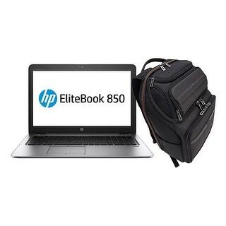 """HP EliteBook 850 G5 Laptop w/ CitySmart EVA Pro 15.6 Backpack EliteBook 850 G5"""