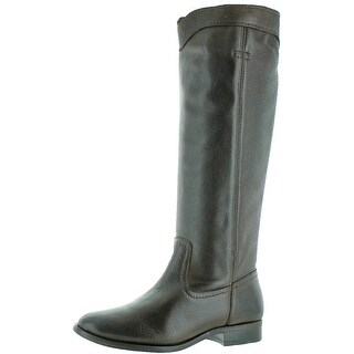 Frye Cara Roper Mid Women's Leather Riding Boots