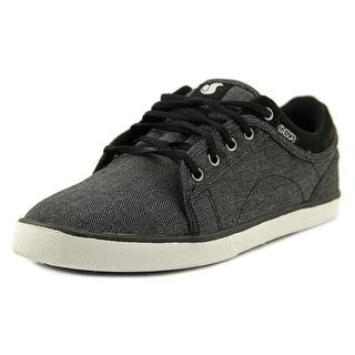 DVS Aversa Round Toe Leather Skate Shoe