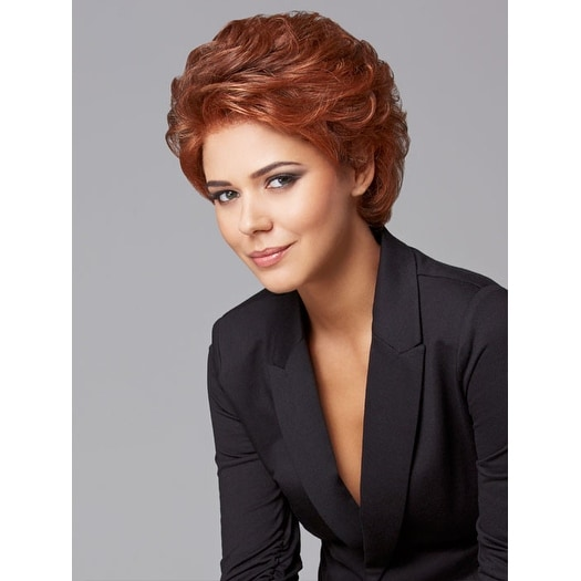 c3fb7e58f48f9 Shop Pinnacle by Gabor - Synthetic, Lace Front, Monofilament Top Wig - Free  Shipping Today - Overstock - 14369456