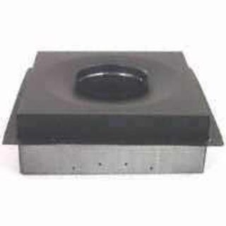 """American Metal 8HS-CSA Chimney Ceiling Support Assembly, 8"""""""