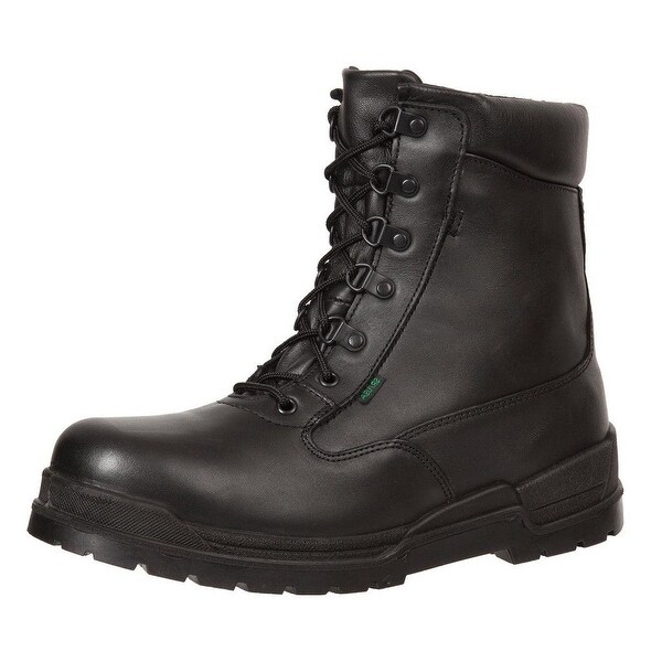 Rocky Work Boots Mens Eliminator GTX Waterproof Black
