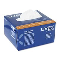 Lens Cleaning Moistened Towelettes, 100/Box