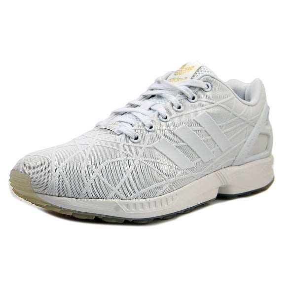 Adidas ZX Flux Men VinWht/VinWht/GoldMT Sneakers Shoes