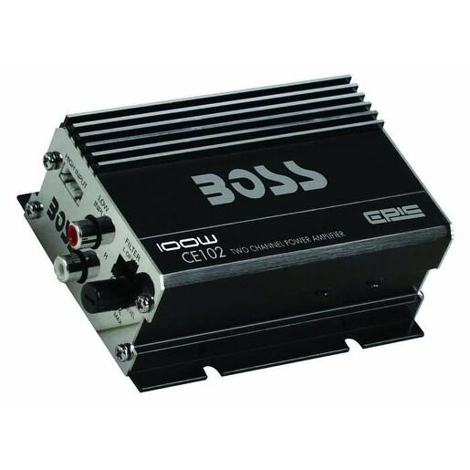 Boss Chaos Epic 100 Watt 2 Channel Amp