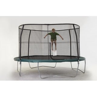 Bazoongi NET10-JP5-5.5 10 ft. Enclosure Netting for 5 Poles & 5.5 in. Springs