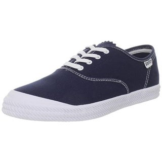 Volley Womens O.C. Canvas Contrast Trim Fashion Sneakers