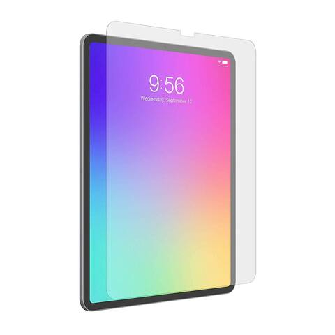 "Zagg InvisibleShield Glass+ VisionGuard Screen Protector - Blocks Harmful Light And 99% UV Light for Apple iPad Pro 11"" - Clear"