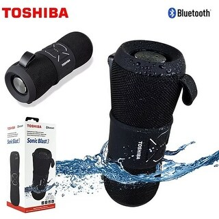 Toshiba Sonic Blast 3 Rugged Floating Wireless Speaker w/ IP67 Rating