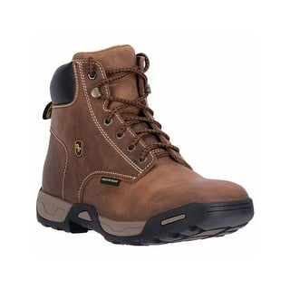 Dan Post Work Boots Mens Cabot ST Lace WP Leather Brown DP66862|https://ak1.ostkcdn.com/images/products/is/images/direct/269482905d24a981ffef7645d067fea10fe6115e/Dan-Post-Work-Boots-Mens-Cabot-ST-Lace-WP-Leather-Brown-DP66862.jpg?impolicy=medium
