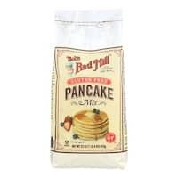 Bob's Red Mill Gluten Free Pancake Mix - 22 oz - Case of 4