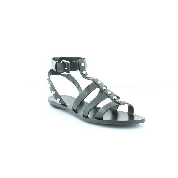 Marc Fisher Erin Women's Sandals & Flip Flops Black - 7.5