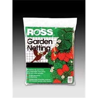 Weatherly Consum Ross Garden Netting Black 14 X 75 Feet - 15800
