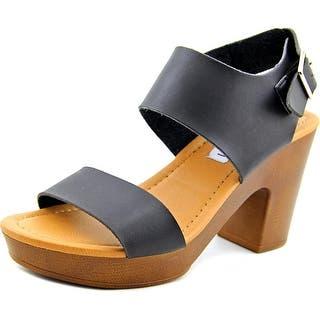Madden Girl Lori Women Open-Toe Synthetic Black Slingback Sandal|https://ak1.ostkcdn.com/images/products/is/images/direct/269d77ceba9d4b17f3a68858328ceb6fffab3a54/Madden-Girl-Lori-Women-Open-Toe-Synthetic-Black-Slingback-Sandal.jpg?impolicy=medium