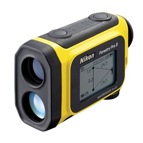 """Nikon Forestry Pro II Laser Rangefinder/Hypsometer - 4.3"""" x 2.9"""" x 1.7"""""""