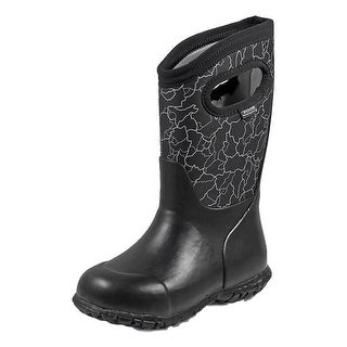 Bogs Outdoor Boots Boys Durham Lightly Insulated Waterproof