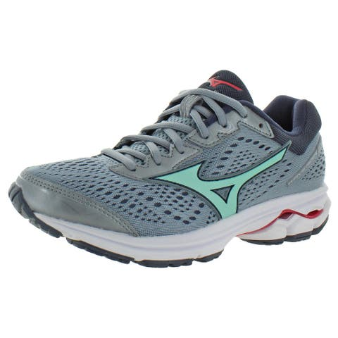 Mizuno Womens Wave Rider 22 Running Shoes Lifestyle Exercise