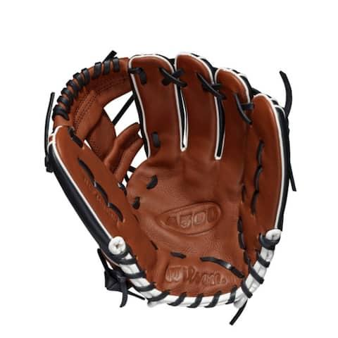 "Wilson 2019 A500 11.5"" Baseball Glove (Right Hand Throw)"