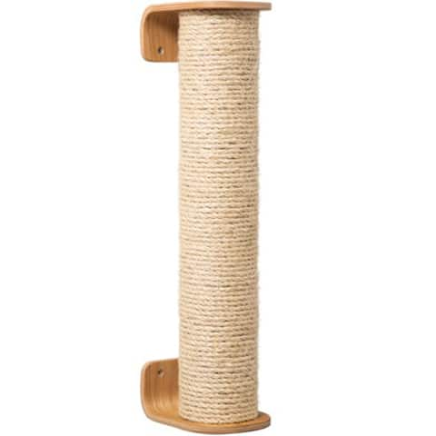 MYZOO Cylinder Replacement, Accessories Extend Cat scratcher, Scratching Post to Two Times Length - Medium