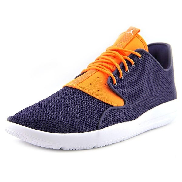 Jordan Eclipse Men Ink/Bright Mandarin-Blk-White Sneakers Shoes