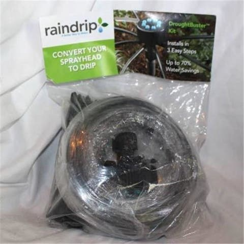 Raindrip 7462906 Drought Buster Kit
