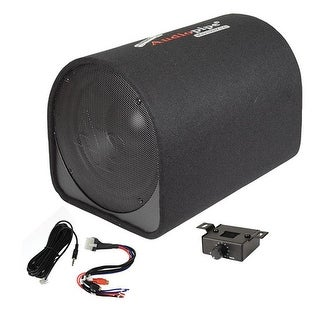 Audiopipe APDX12A 12 in. 600W Single Ported Bass Tube Enclosure
