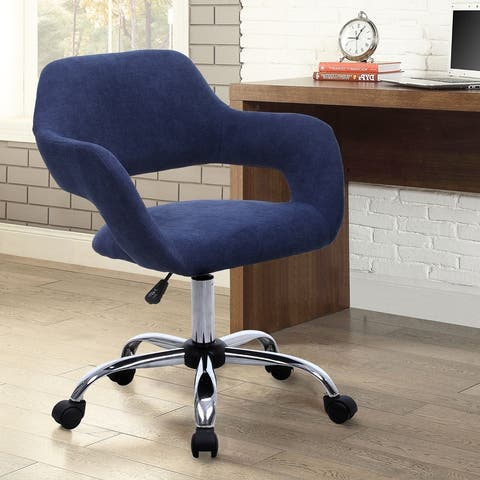 Modern Adjustable Fabric Task Chair