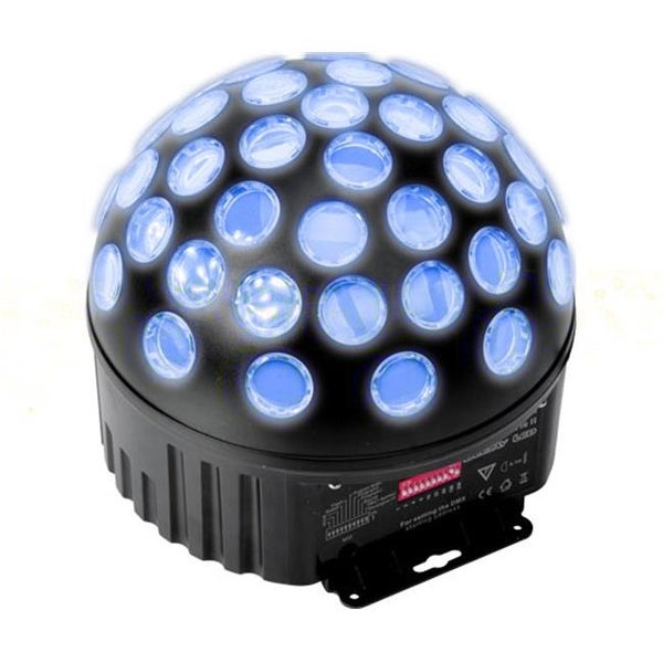 DEEJAY LED DJ151 20 Watts LED Jellyfish with DMX Control - Blue