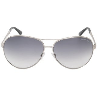 Link to Tom Ford Charles Aviator Sunglasses FT0035 753 62 - 62mm x 12mm x 130mm Similar Items in Women's Sunglasses