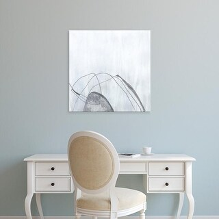 Easy Art Prints June Erica Vess's 'Premonition III' Premium Canvas Art