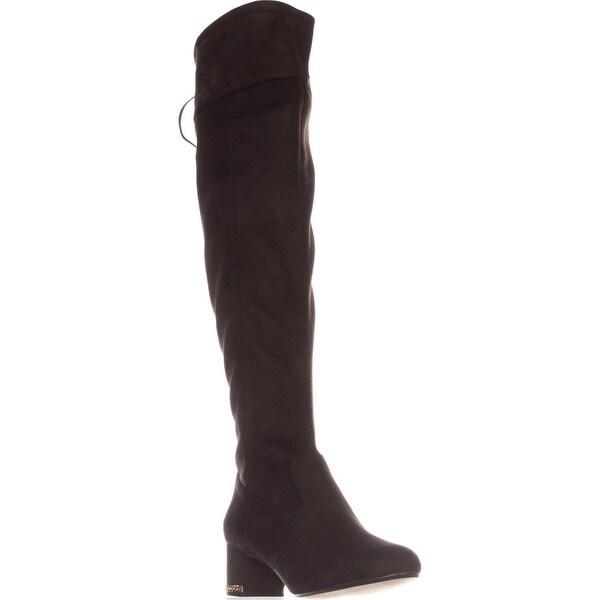 MICHAEL Michael Kors Jamie Mid Fashion Boots, Coffee Suede