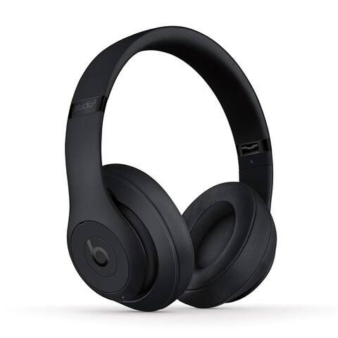 Beats Studio3 Wireless Noise Cancelling On-Ear Headphones - Apple W1