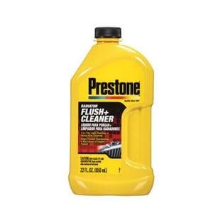 Prestone AS-105Y Radiator Flush & Cleaner, 22 Oz