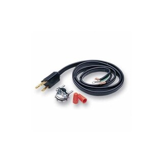 InSinkErator CRD-00 Garbage Disposal Power Cord Kit 3 Feet UL Listed
