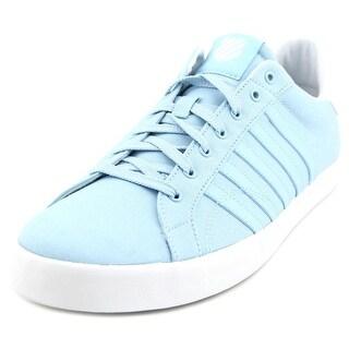 K-Swiss Belmont So T Round Toe Canvas Sneakers