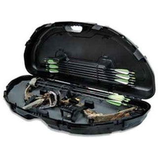 Plano Molding 1110-00 Plano Black Compact Bow Case