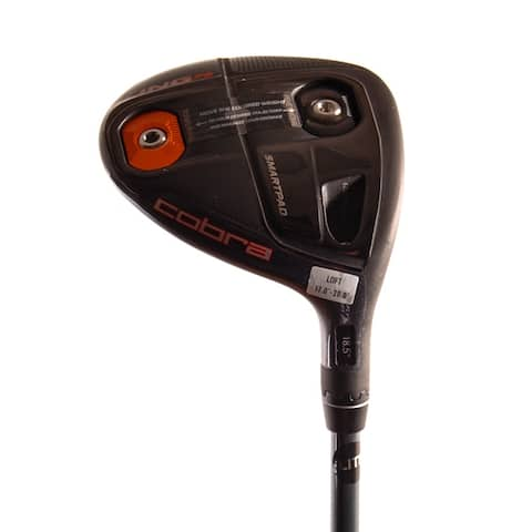 NEW Cobra King F6 Fwy Wood 5-6 Matrix Red Tie 65 Senior Flex RH +HC Tool