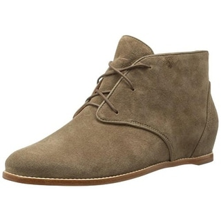 Rebecca Minkoff Womens Chukka Boots Suede Ankle