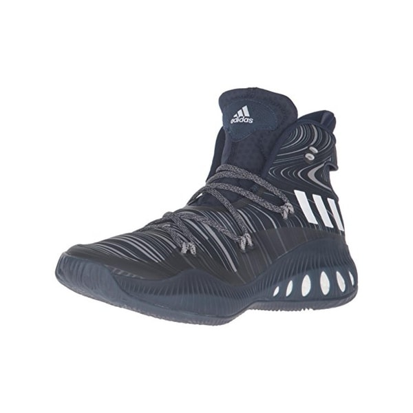 a997166553d Shop Adidas Mens Crazy Explosive Basketball Shoes Lightweight High ...