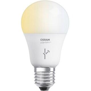 Sylvania 73674 Lightify A19 Dimmable Tunable Light Bulb, 9.5 Watt, White