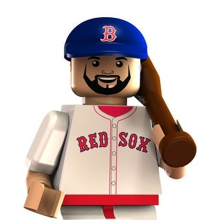 Boston Red Sox MLB OYO Minifigure Brandon Workman Beard