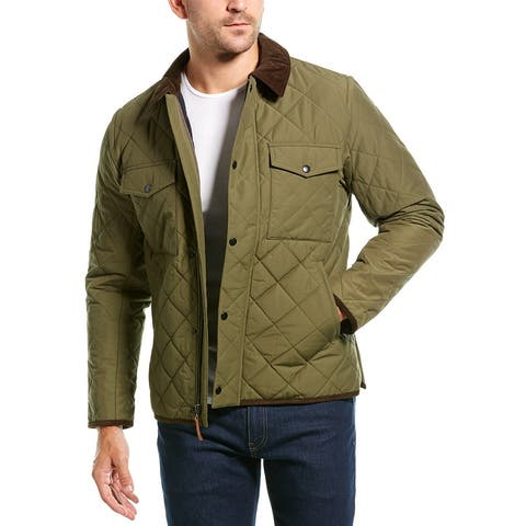 J.Crew Quilted Sussex Jacket