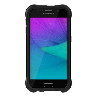 Ballistic Urbanite Case for Samsung Galaxy S6 Edge Soft Touch - Black