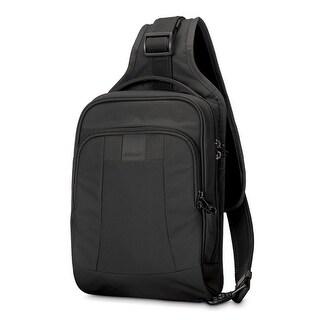 Pacsafe Metrosafe LS150-Black Anti-theft Sling Backpack w/ Adjustable straps