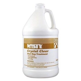 1 gal Bottle, Crystal Clear Dust Mop Treatment - Slightly