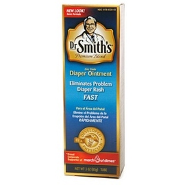 Dr. Smith's Premium Blend Diaper Ointment tube 3 oz