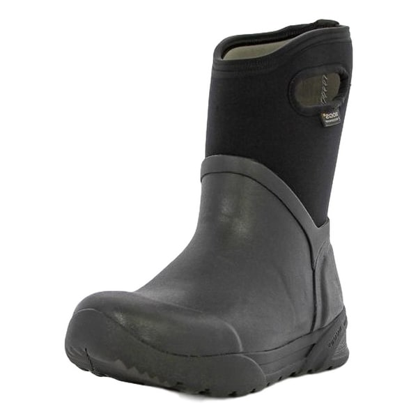 Bogs Boots Mens Bozeman Mid Pull On Waterproof Slip Resistant